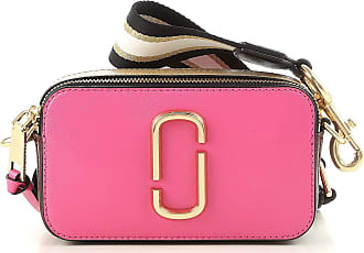 Shoulder Bag for Women On Sale, Tulip Pink, Leather, 2017, one size Marc Jacobs