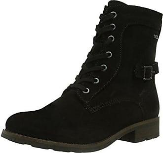 Chaussures Marc - Bottes Mi-mollet Doublées Pour Les Hommes, 100 Noirs, 39