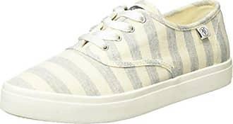 Sneaker 80314553504600, Zapatillas para Mujer, Blanco (White 100), 40 EU Marc O'Polo