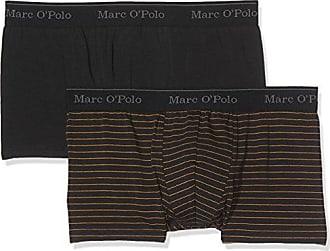Body & Beach 154606, Bañador para Hombre, Negro (Schwarz 000), XX-Large(Pack de 3) Marc O'Polo