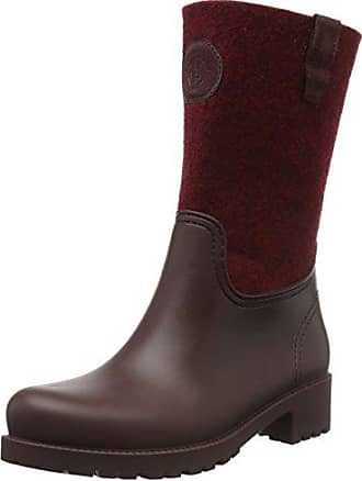 Chelsea, Bottes Classiques Femme - Rouge - Rot (Wine 385), 39Marc O'Polo