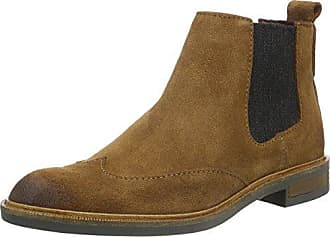 60912986302118 Bootie, Chukka Boots Femme, Marron (Cognac 720), 38 EUMarc O'Polo