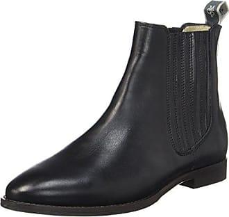 Marc O' Polo Chelsea Boots Femme, Schwarz (Black), 40.5 EU