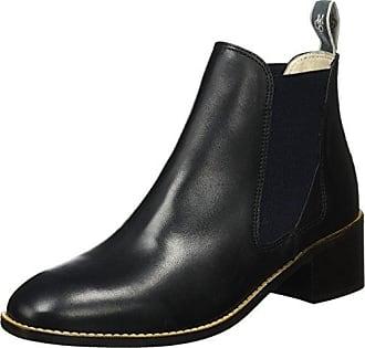 Mid Heel Chelsea 70714165101101, Bottes Chelsea Femme - Noir - Schwarz (Black)Marc O'Polo