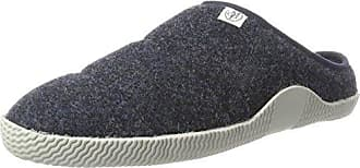 Marc O'Polo Home Slipper 70924129301601, Zapatillas de Estar por Casa para Hombre, Azul (Navy), 42 EU