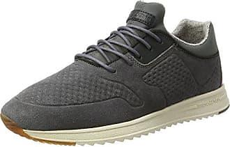 Marc O'Polo Sneaker 80124313501601, Zapatillas para Hombre, Gris (Grey Melange 925), 43 EU