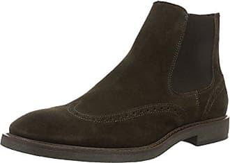 Flat Heel 70814225002124, Chelsea Boots Femme, Marron (Brandy), 39 EUMarc O'Polo