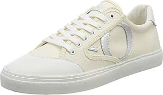 Womens Sneaker 80114463503101 Trainers, Silver Marc O'Polo
