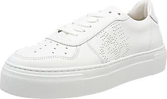 Marc O'Polo Sneaker 70713913501114, Zapatillas para Mujer, Schwarz (Black), 39 EU