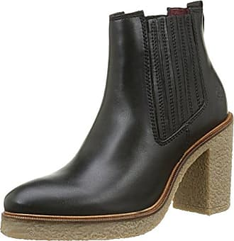 Marc O'Polo 60813535201300 High Heel, Chelsea Boots Femme, Gris (Dark Grey 930), 40 2/3 EU