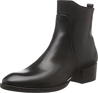 Marc O'Polo High Heel Bootie, Bottes Classics Courtes, Doublure Froide Femmes - Noir - Schwarz (990 noir), 39 1/3 EU