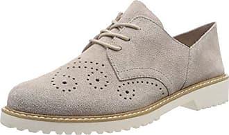 Marco Tozzi 23621, Zapatos de Cordones Oxford para Mujer, Azul (Navy), 41 EU