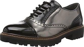 Lance, Zapatos de Cordones Oxford para Hombre, Negro (Jet Black), 42 EU Hotter