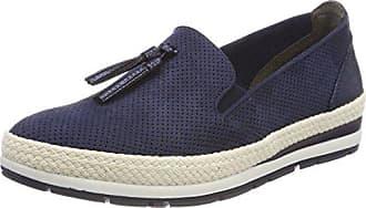 Marco Tozzi Damen 24618 Slipper, Navy Blau, 41 EU