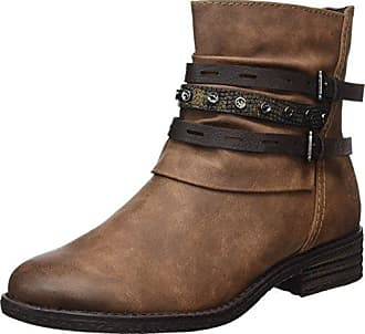 Mars Tozzi 26280, Bottes Mujer, Brun (mocca Met.comb), 40 I