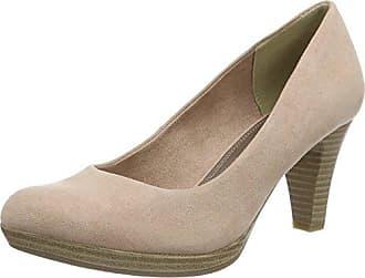 22204, Zapatos de Tacón para Mujer, Rosa (Rose), 39 EU Marco Tozzi