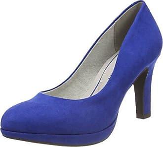 22414, Escarpins Femme, Bleu (Azure), 39 EUMarco Tozzi
