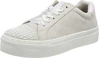 Marco Tozzi 23708, Zapatillas para Mujer, Gris (Dkgrey STRP), 41 EU