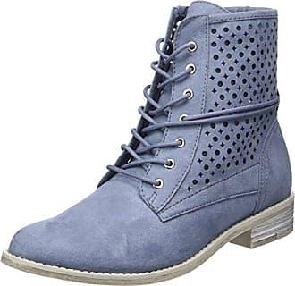 Femmes Marco Tozzi 25101 Desert Boots - Gris - 41 Eu KOkg0Pj2e5