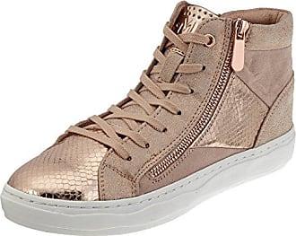 Damen 23600 Sneakers, Pink (Rose Comb 596), 40 EU Marco Tozzi