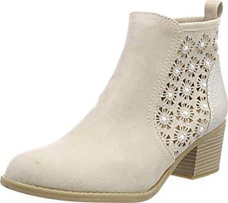 JYCX15SB100-1, Damen Boots, Elfenbein (Cream-Colored), 39 EUGiudecca