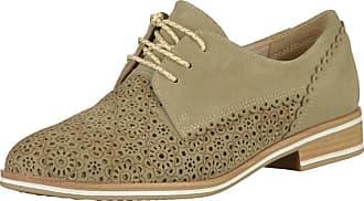 Marco Tozzi Chaussures De Sport Avec Brun Clair / Olive / Blanc OGDyRNAuE