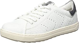 Marco Tozzi 23774, Zapatillas para Mujer, Plateado (Silver), 39 EU