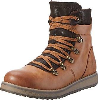 Marco Tozzi Premio Damen 25256 Combat Boots, Braun (Pepper Ant.Com), 39 EU