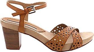 Maria Mare 66172 - Zapatos de Vestir para Mujer, Color Cuero, Talla 39 Maria Mare