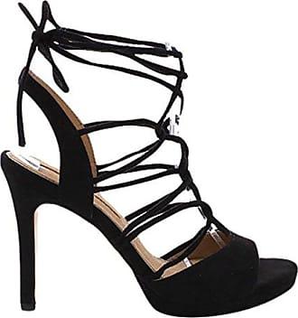 66528, Chaussures Habillées Femme, Léopard Naturel/Vachetta Noir, 40 EUMaria Mare