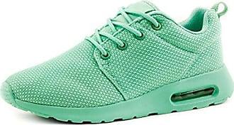 Unisex Damen Laufschuhe Schnür Sneaker Sport Fitness Turnschuhe Mint Cyan 37 Marimo  Wie Viel Outlet Shop Angebot PMYuJdMaW3