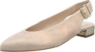 26664, Zapatos de Tacón con Punta Cerrada para Mujer, Azul (Camoscio 1546 BLU), 40 EU Maripé