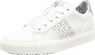 26210-P, Zapatillas para Mujer, Blanco (Agnelotto Bianco/Luxor 61), 43 EU Maripé