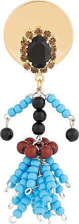 Marni beaded crystal brooch - Blue hpbJi5jZ