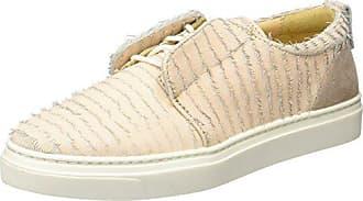 Carly Peacock Leather, Zapatillas para Mujer, Blanco (White B00), 37 EU Maruti