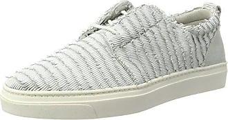 Maruti Cato Hairon Leather, Baskets Femme, Gris (Cheetah blanc/Black ZJ6), 41 EU