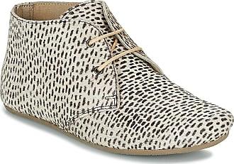 Chaussures De Sport Haute Maruti Crème « Ginny » / Noir hufUd