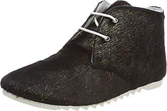 Beliz Hairon Leather, Mocasines para Mujer, Marrón (Panther Brown/Black ZJ5), 36 EU Maruti