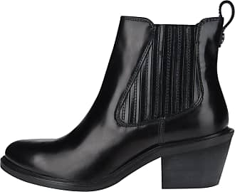 Maruti »PASSOA HAIRON LEATHER« Stiefelette, schwarz, EURO-Größen, schwarz