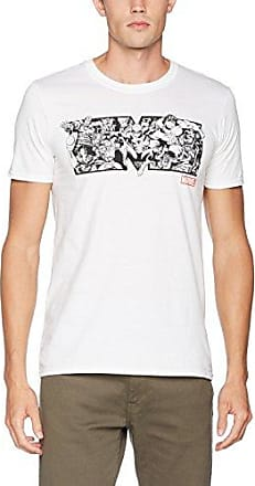 MARVEL Camiseta Manga Corta Sphere Gris S GoUf4f
