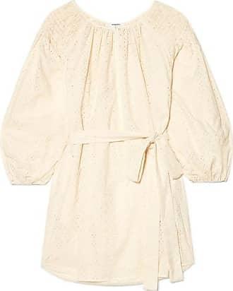Dunmore cotton hooded dress - Nude & Neutrals Marysia Swim Pe8c9vVQco