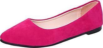 GLOSS 224, Damen Ballerinas, Pink (Passion 14), EU 39 Mer Du Sud
