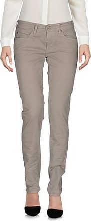 Pants for Women On Sale, Bluette, Cotton, 2017, 24 26 28 30 Mauro Grifoni