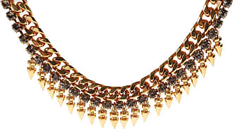 Mawi Necklaces, Yellow Gold, Brass, 2017, One Size