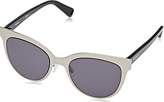 Womens Max&CO.327/S GO 807 Sunglasses, Black/Grey Azure Silv, 53 Max & Co.
