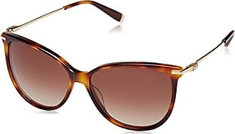 Womens mm Bright I JD Bhz Sunglasses, Havana Rose Gold/Brown Sf, 57 Max Mara