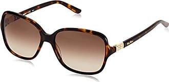 Womens Mmlighti Sunglasses, Grey (Dkgry Fbr), 58 Max Mara