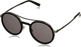 Max Mara Damen Sonnenbrille » MM OBLO'«, schwarz, V28/Y1 - schwarz/grau