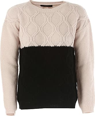 Sweater for Women Jumper On Sale, White, Wool, 2017, Universal size Weekend by Max Mara