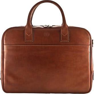 VIDA Leather Statement Clutch - Wild horse leather clutch by VIDA UCY01